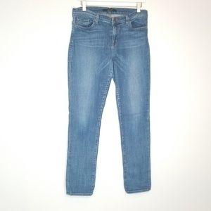 J Brand Bayside Skinny Jeans